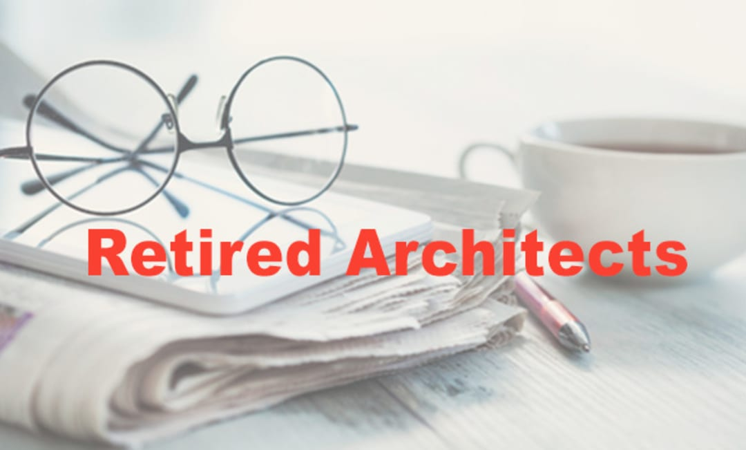 Retired Architects