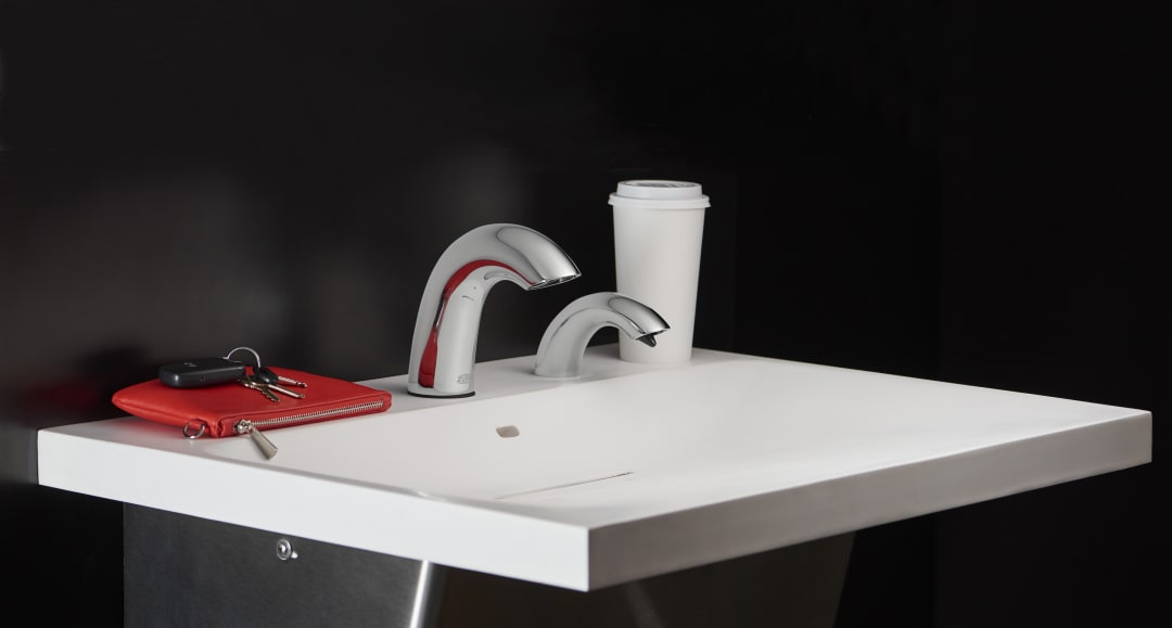 Zurn Industries - hero image of sink