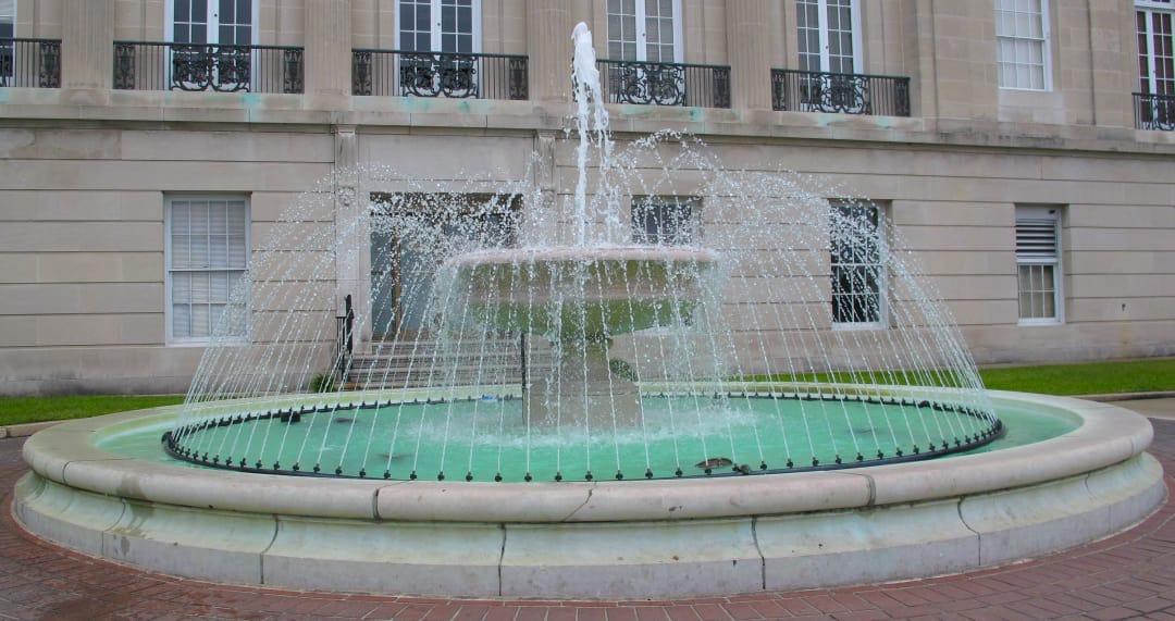 wilmington fountain