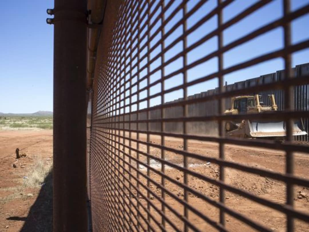 Border Wall_AZ Republic Photo
