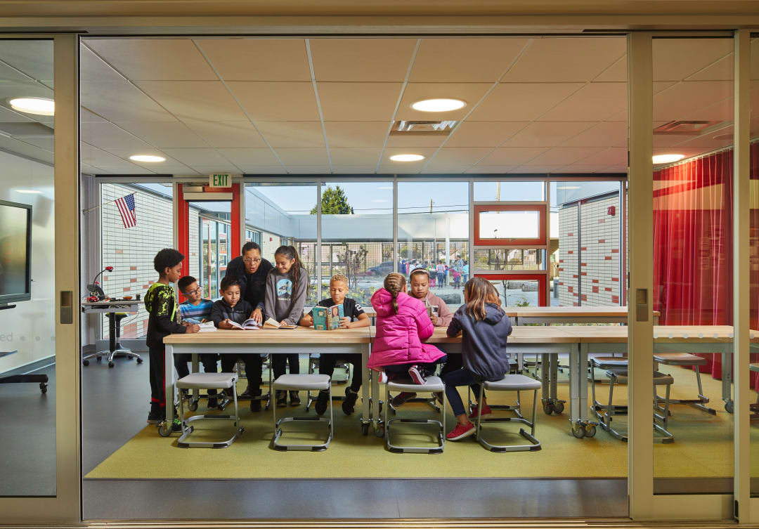 Architects prioritize design as a school security solution - AIA
