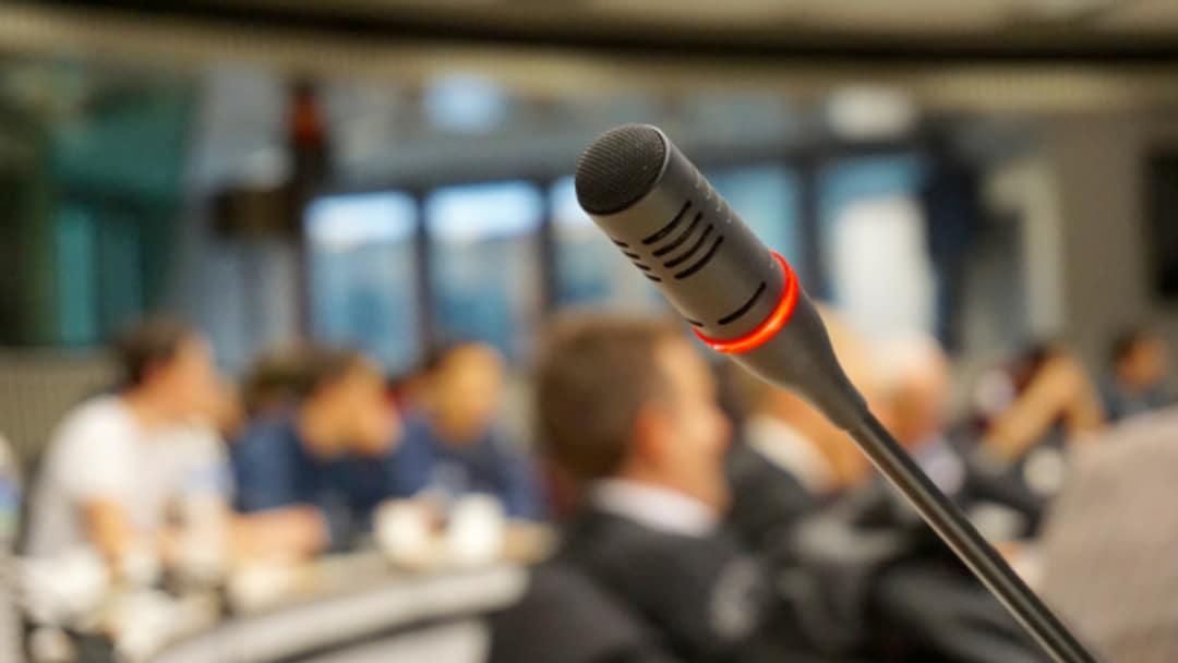 AIA Metro Talks 2018_Microphone Image