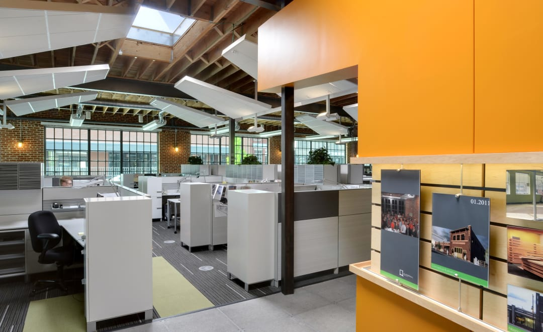 Fitwel certification - Hord Coplan Macht Denver office