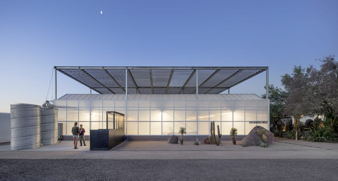 Hazel Hare Center for Plant Science_coLAB Studio_180 Degrees_2017 AIA AZ Distinguished Architecture Merit Award