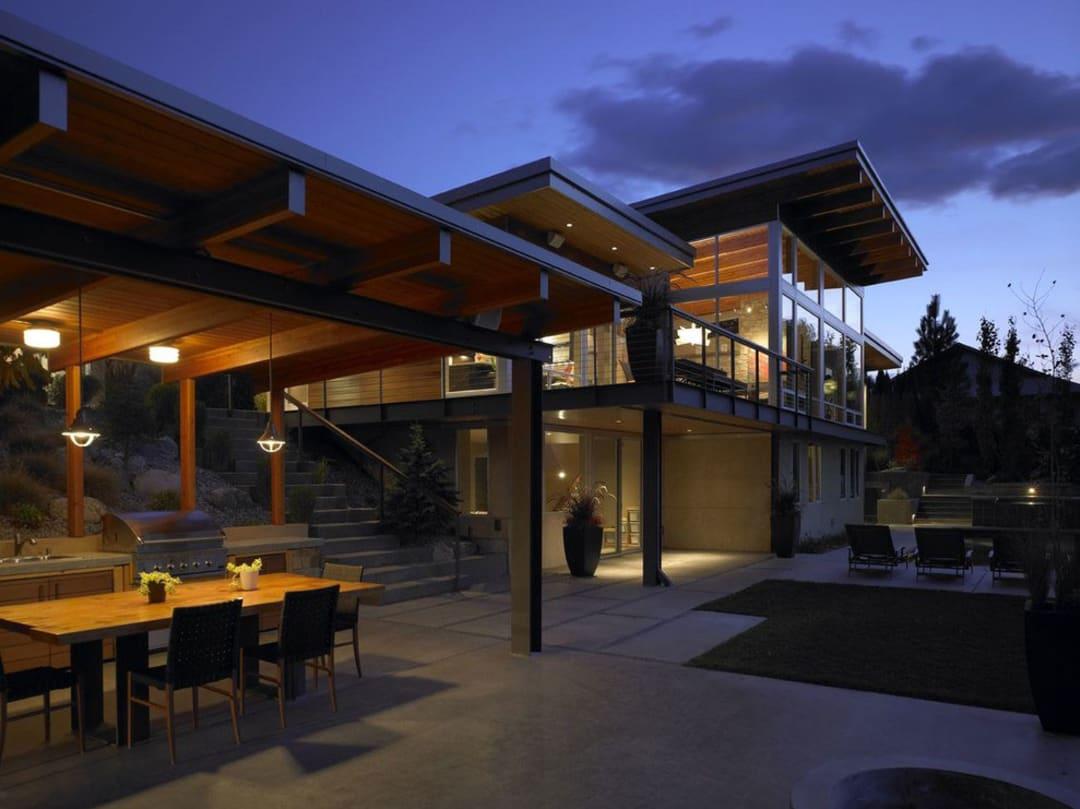Central-Washington-River-House
