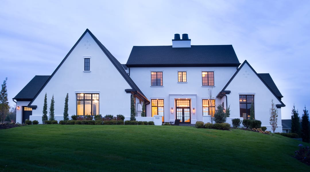 Andersen Windows - modern twists on traditional home styles