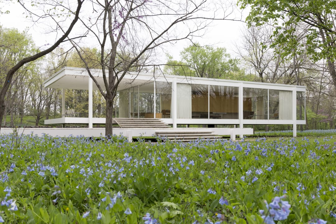 Farnsworth House wsifrancis CC BY-NC-ND 2.0