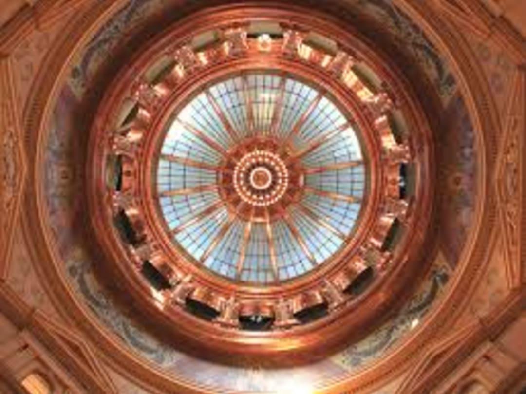 Kansas State Capitol Rotunda