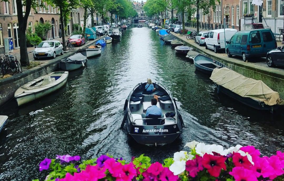 Rhine tour - Amsterdam
