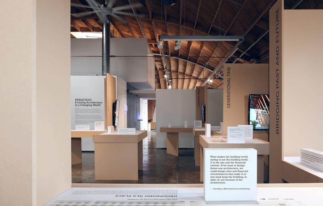 PERSISTENT - Los Angeles exhibition