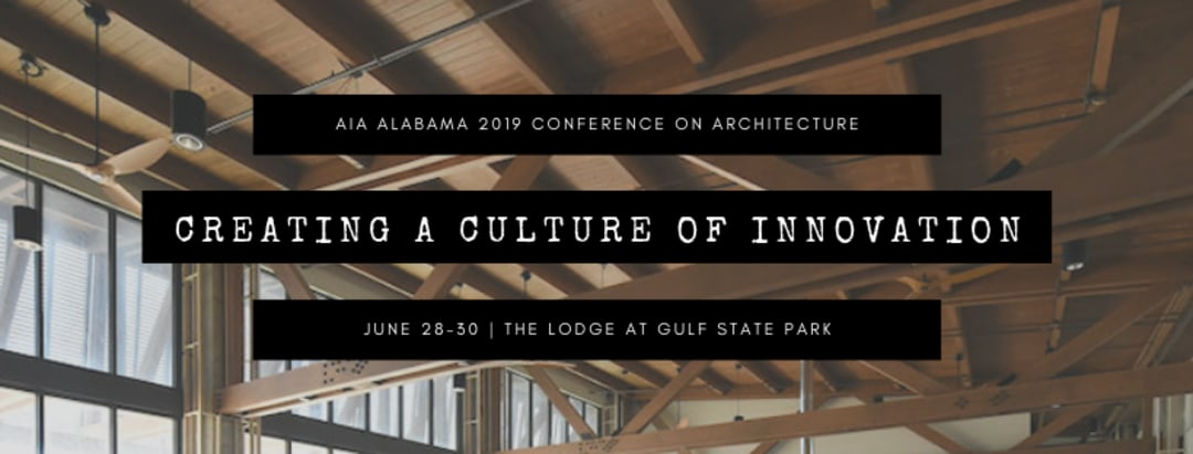 2019 CONFERENCE ON ARCHITECTURE