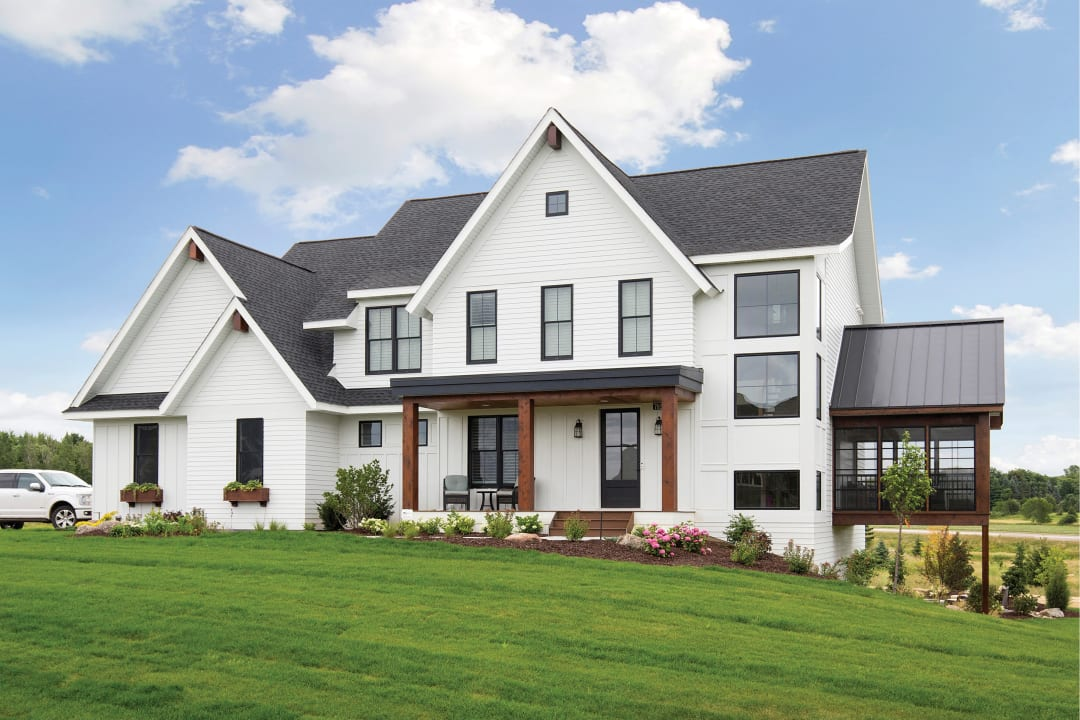 How To Create Authentic Farmhouse Craftsman And Cape Cod Exteriors Aia