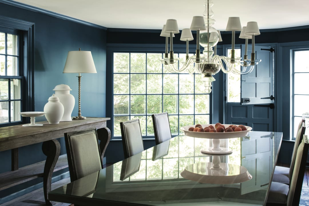 What Paint Finish Fits Best With Your Design Aesthetic Aia