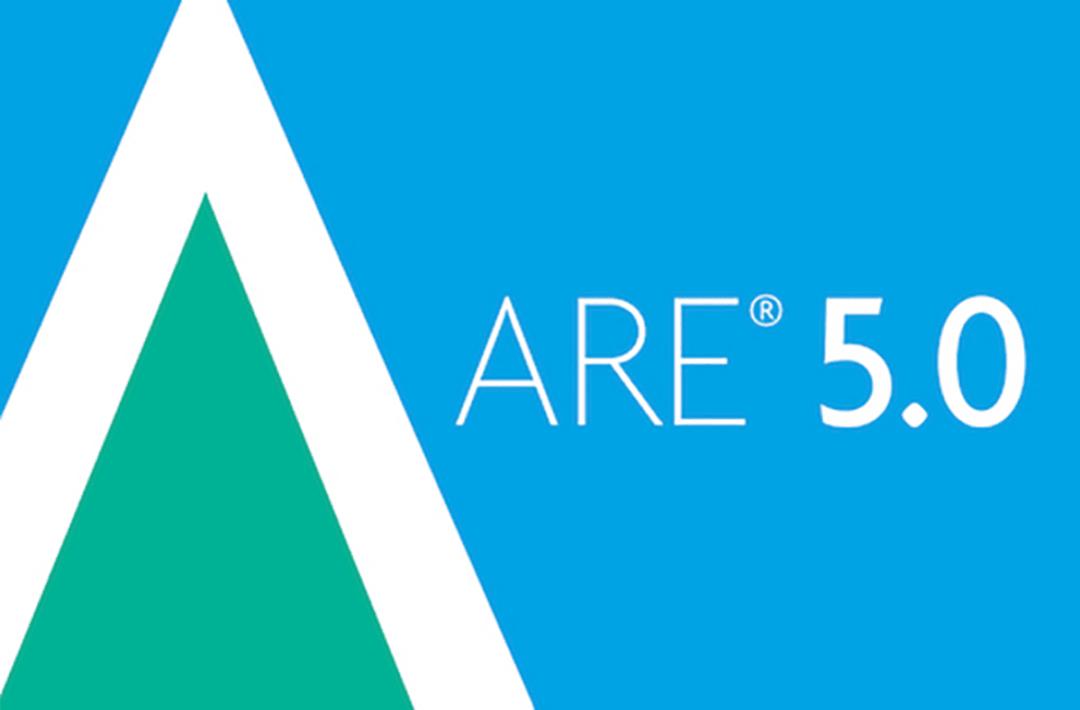 ARE 5 logo