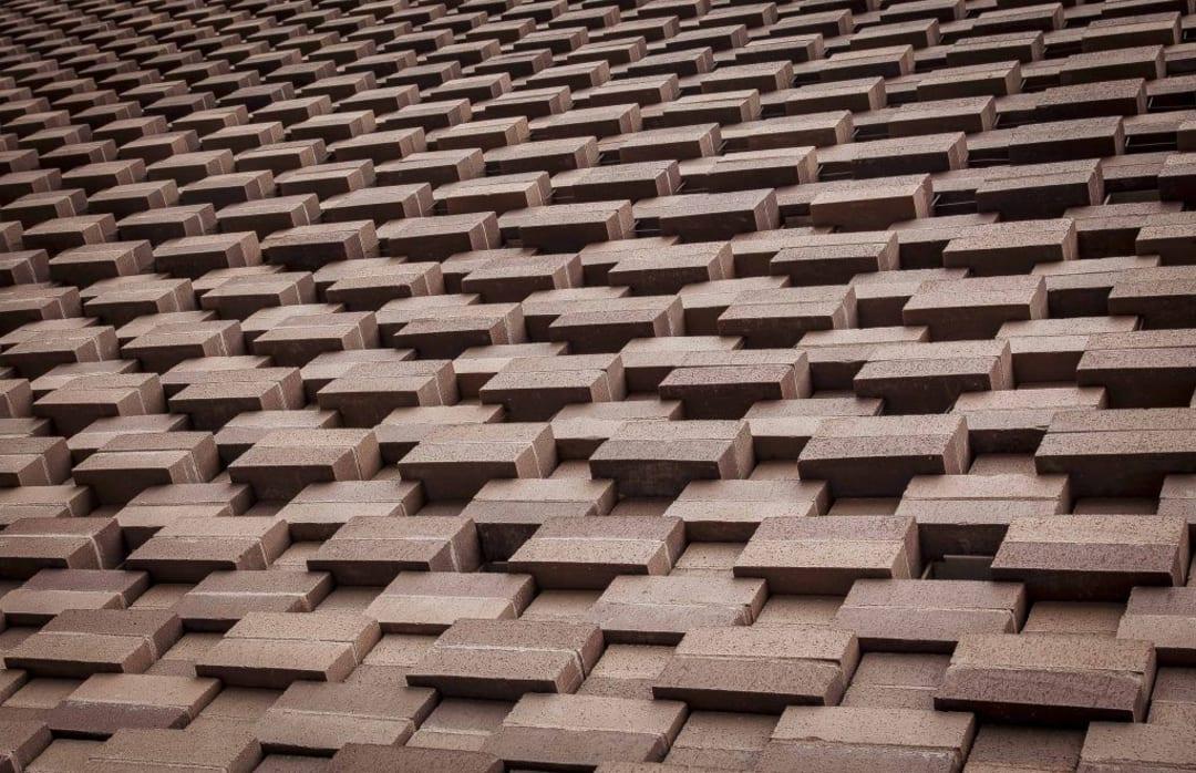 Brick detail-Clay Ingels