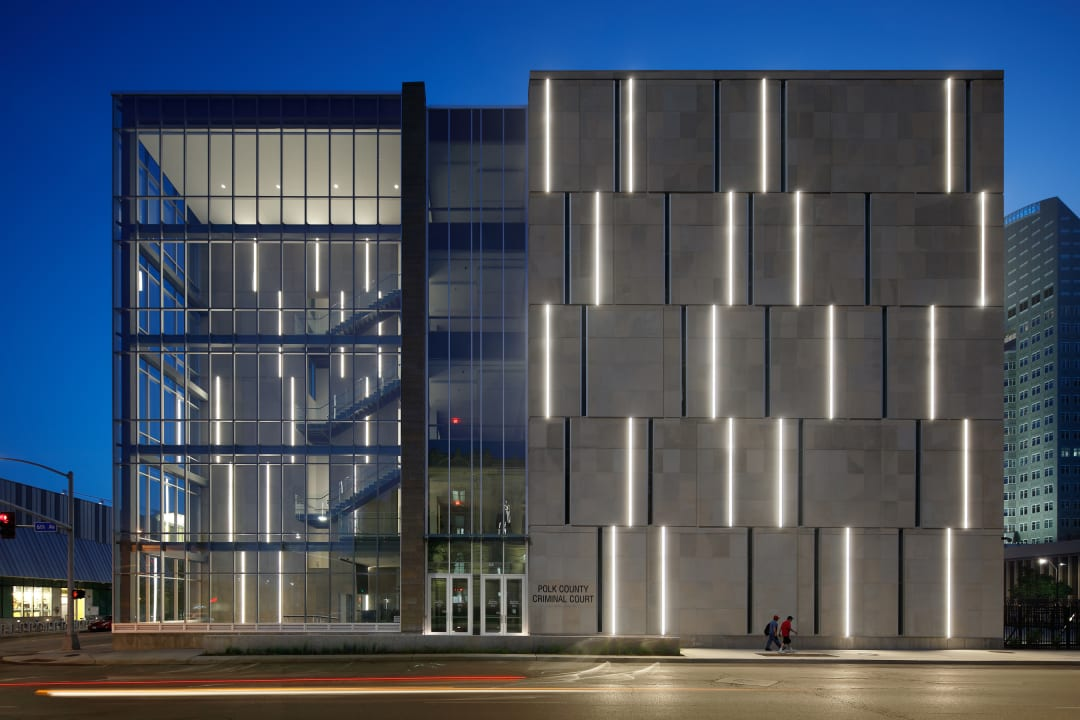 Polk County Criminal Courts