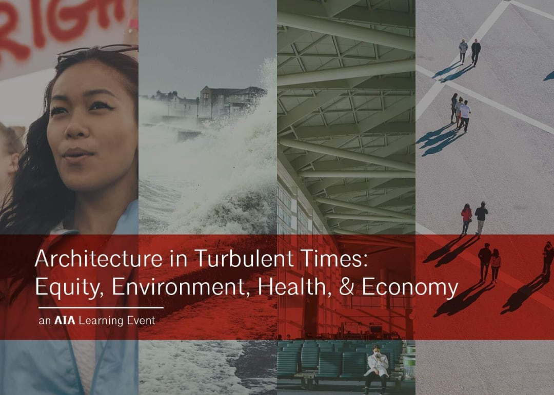Architecture in Turbulent Times