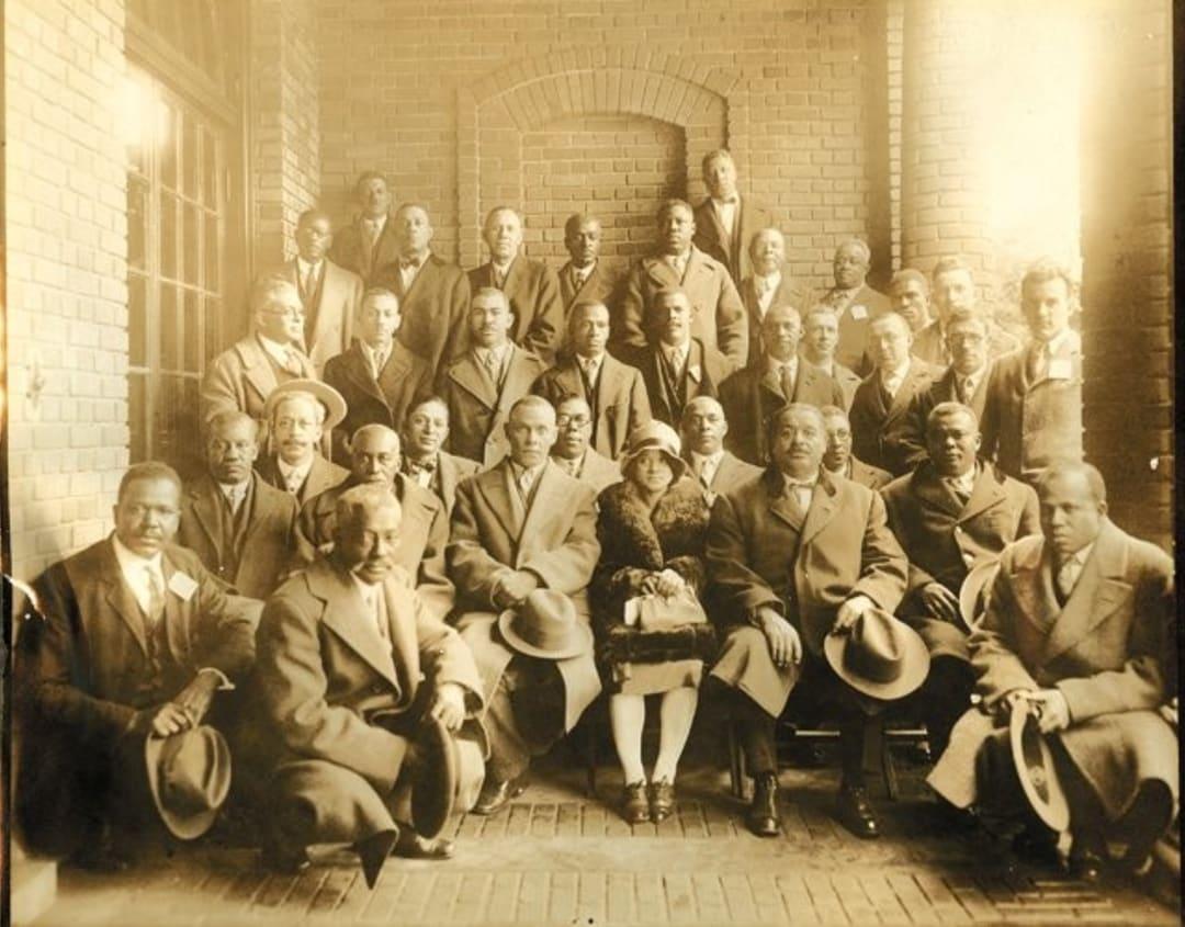 1928 Negro Contractors' Conference