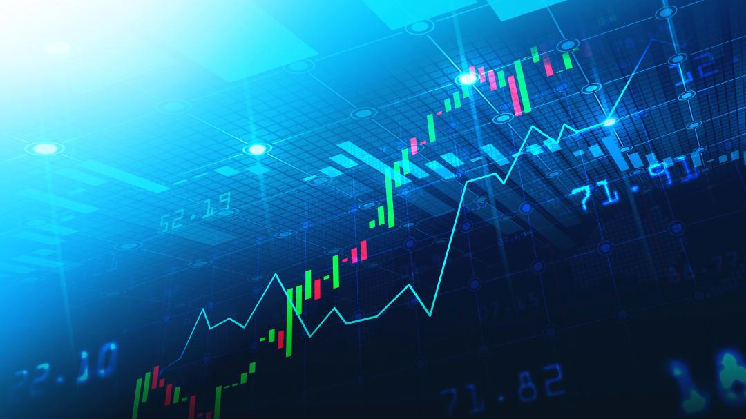 economic trend lines
