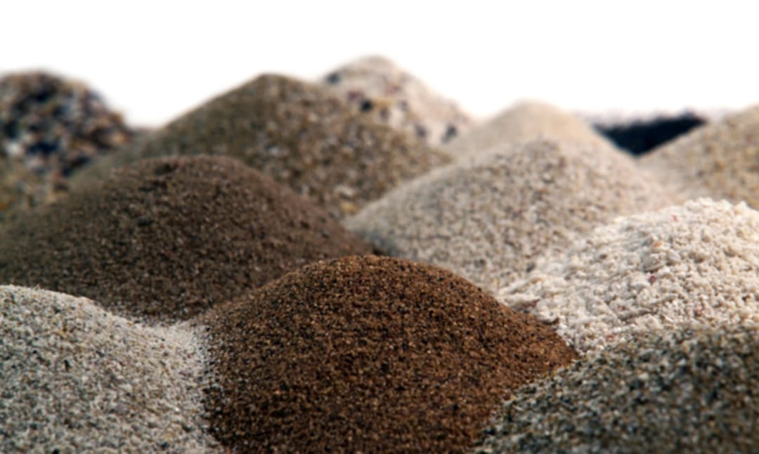 KY Concrete sand photo