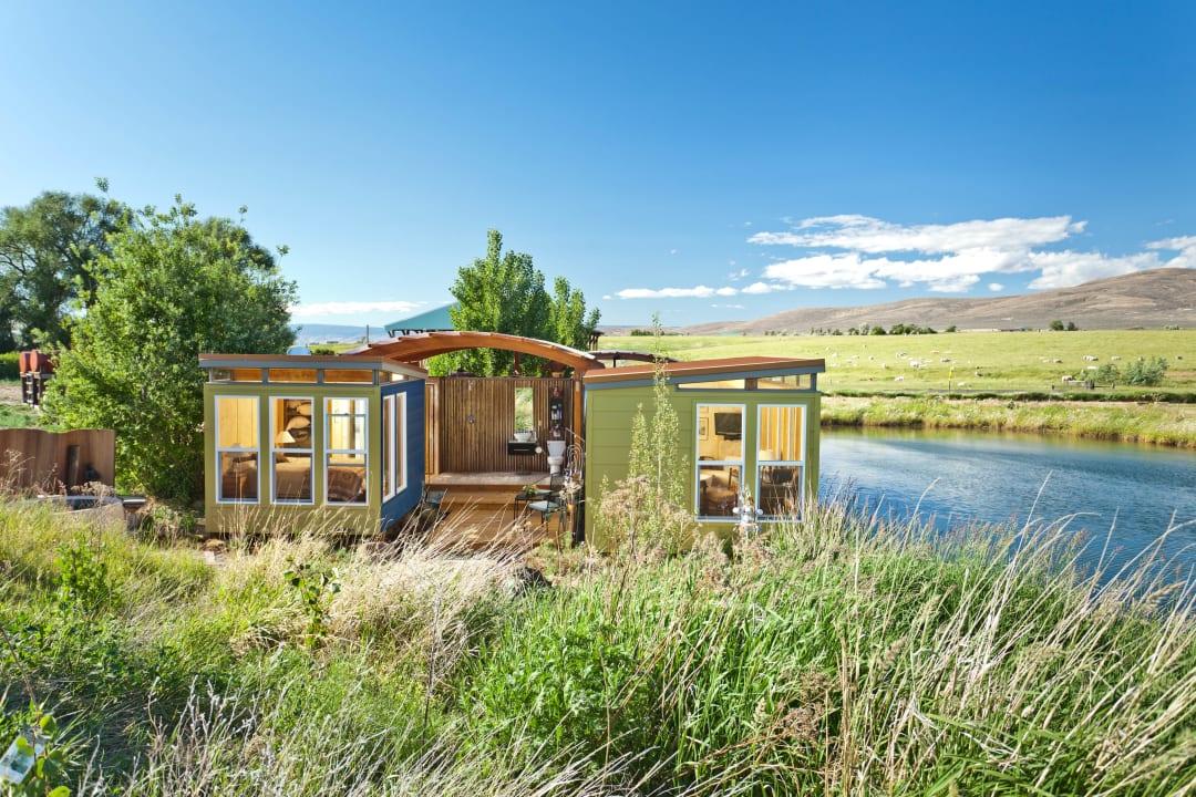 Tiny homes in Central Washington