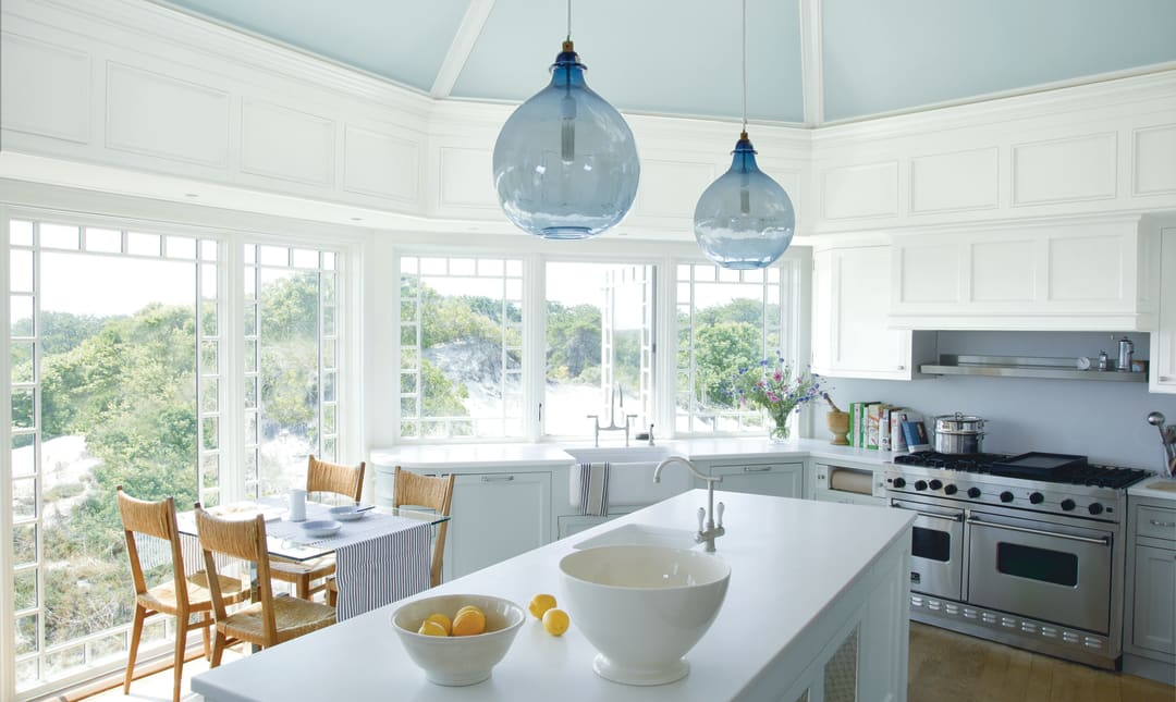 Paint technology and healthy homes - Benjamin Moore partner content