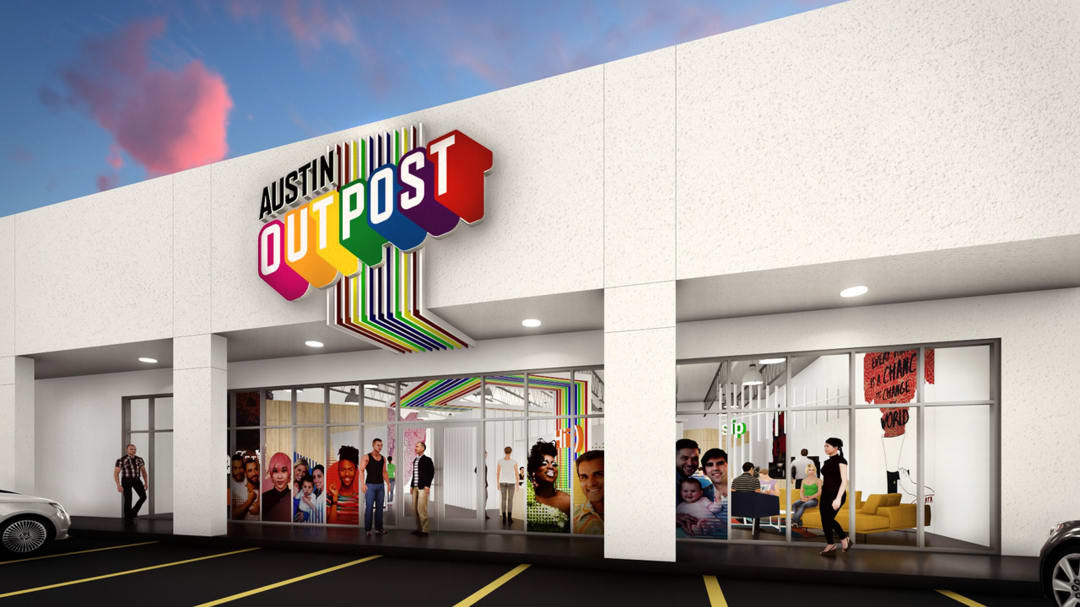 Design for Austin Outpost