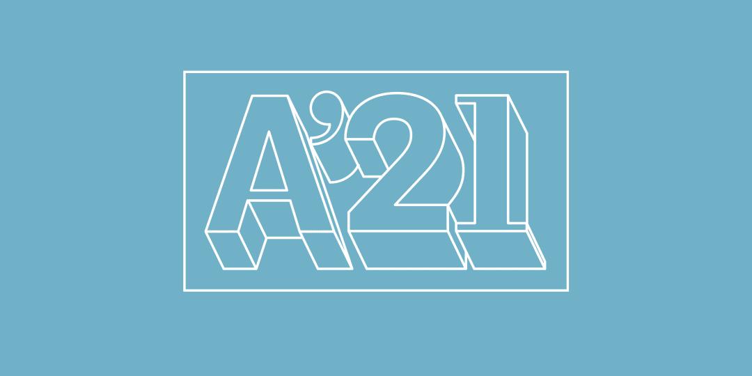 A'21 logo