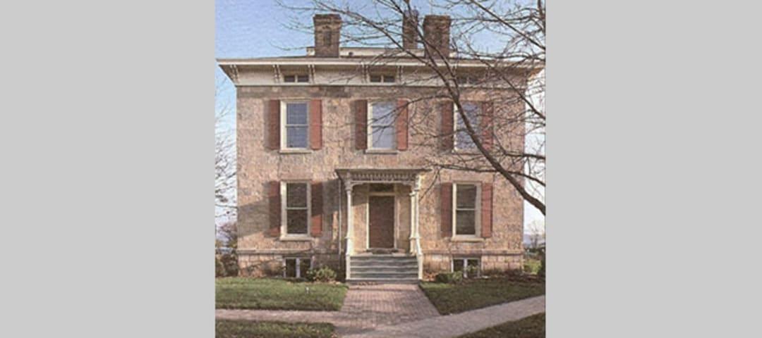 Joseph J. Stoner House - AIA Wisconsin HQ
