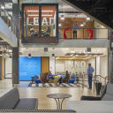Architects can help make existing space flexible and more responsive to the modern workforce. Pictured here: Symantec Headquarters in Mountain View, CA