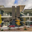 Juniper Village, Low income, urban redevelopment, multifamily housing. Completed while working at Cathexes Architecture, Reno NV.
