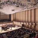 University of Iowa Voxman Music Building