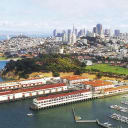 Fort Mason Center w City View