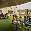 Annie Purl Elementary School - recess