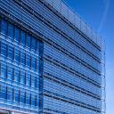 Cedars Sinai Advanced Health Sciences Pavilion exterior panels