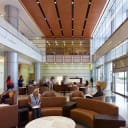 Cedars Sinai Advanced Health Sciences Pavilion lobby