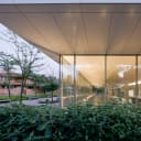 Eleanor and Wilson Greatbatch Pavilion at Frank Lloyd Wright's Darwin D. Martin House Complex