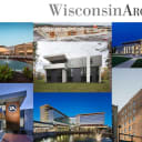 collage of projects published in WisconsinArchitect July 2020