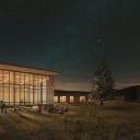 Hennebery Eddy Architects, Andersen Windows, Yellowstone National Park