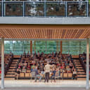 open performance at Tanglewood