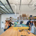 View of maker space