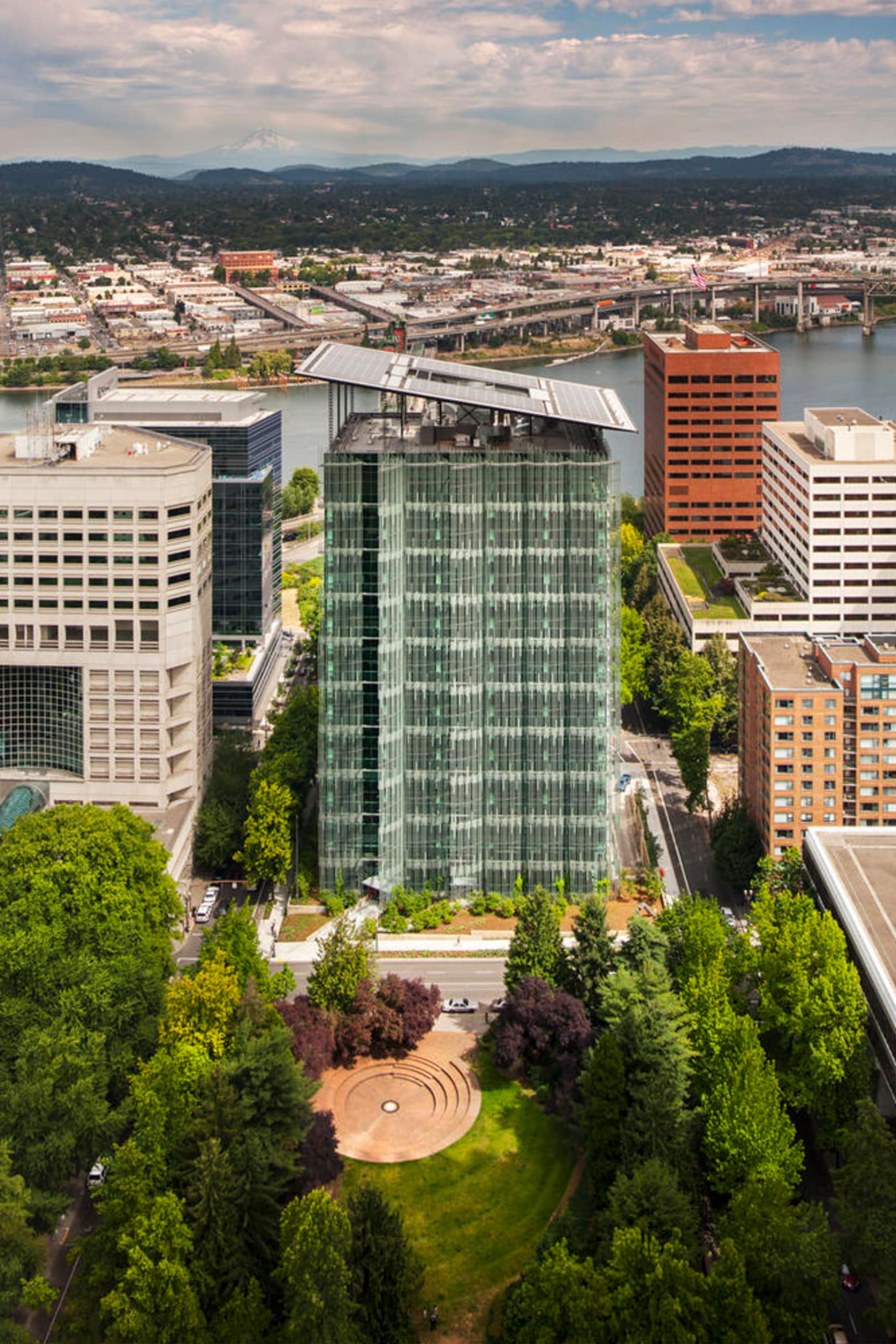 The Edith Green – Wendell Wyatt Federal Building