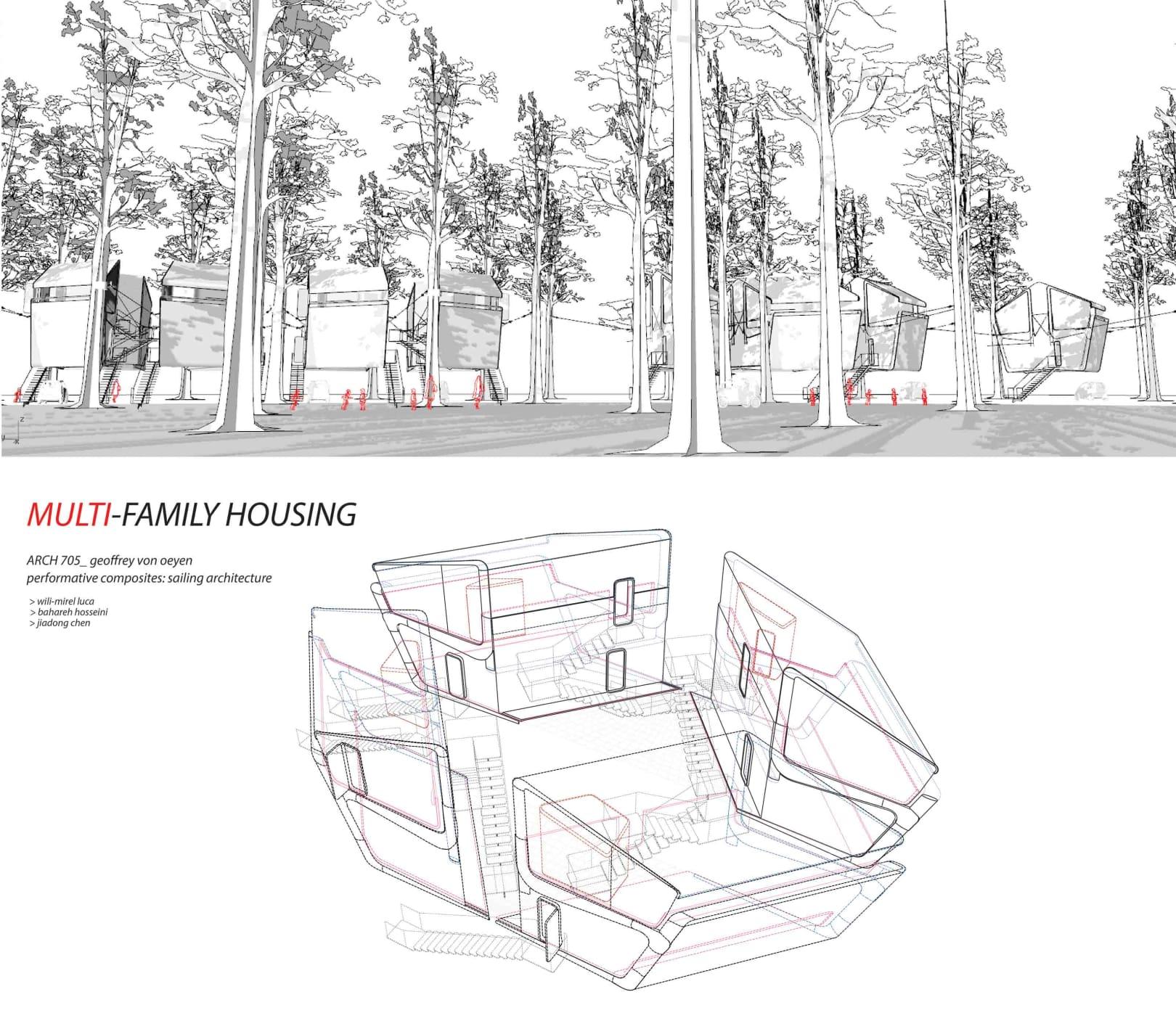 One Design - sailing architecture