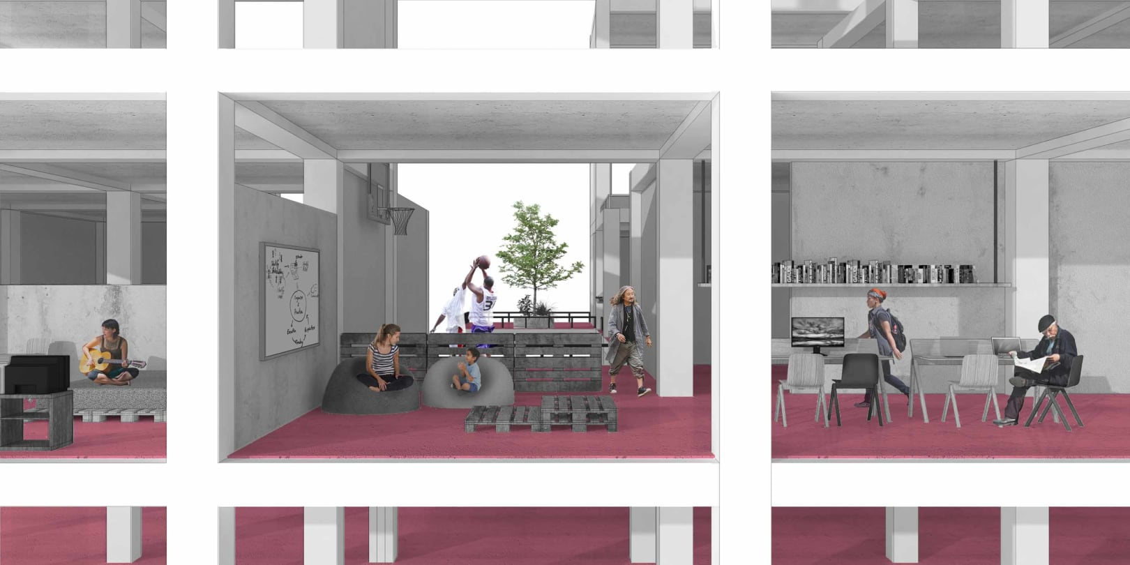 Homeless Shelter [re]Typology