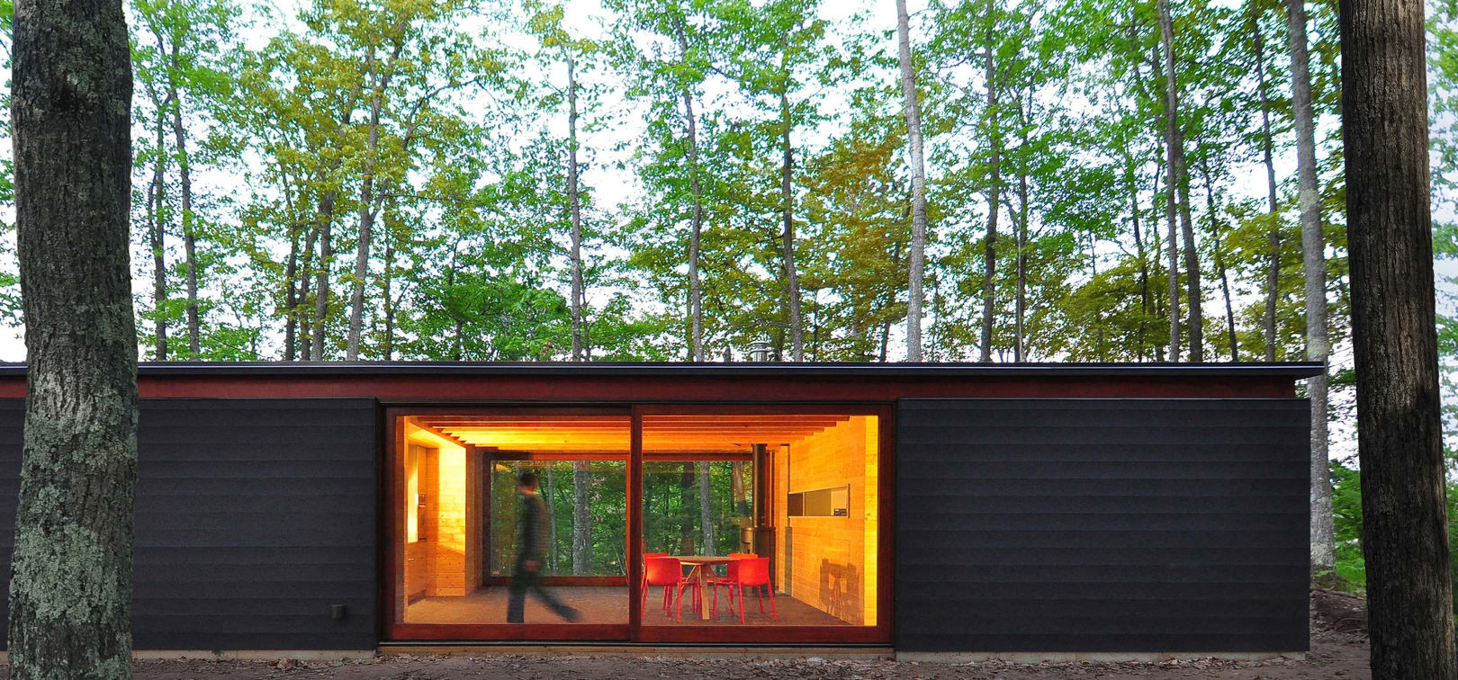 Linear Cabin 1