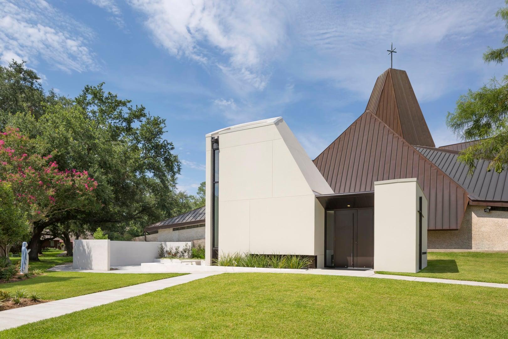 St. Pius Chapel 1