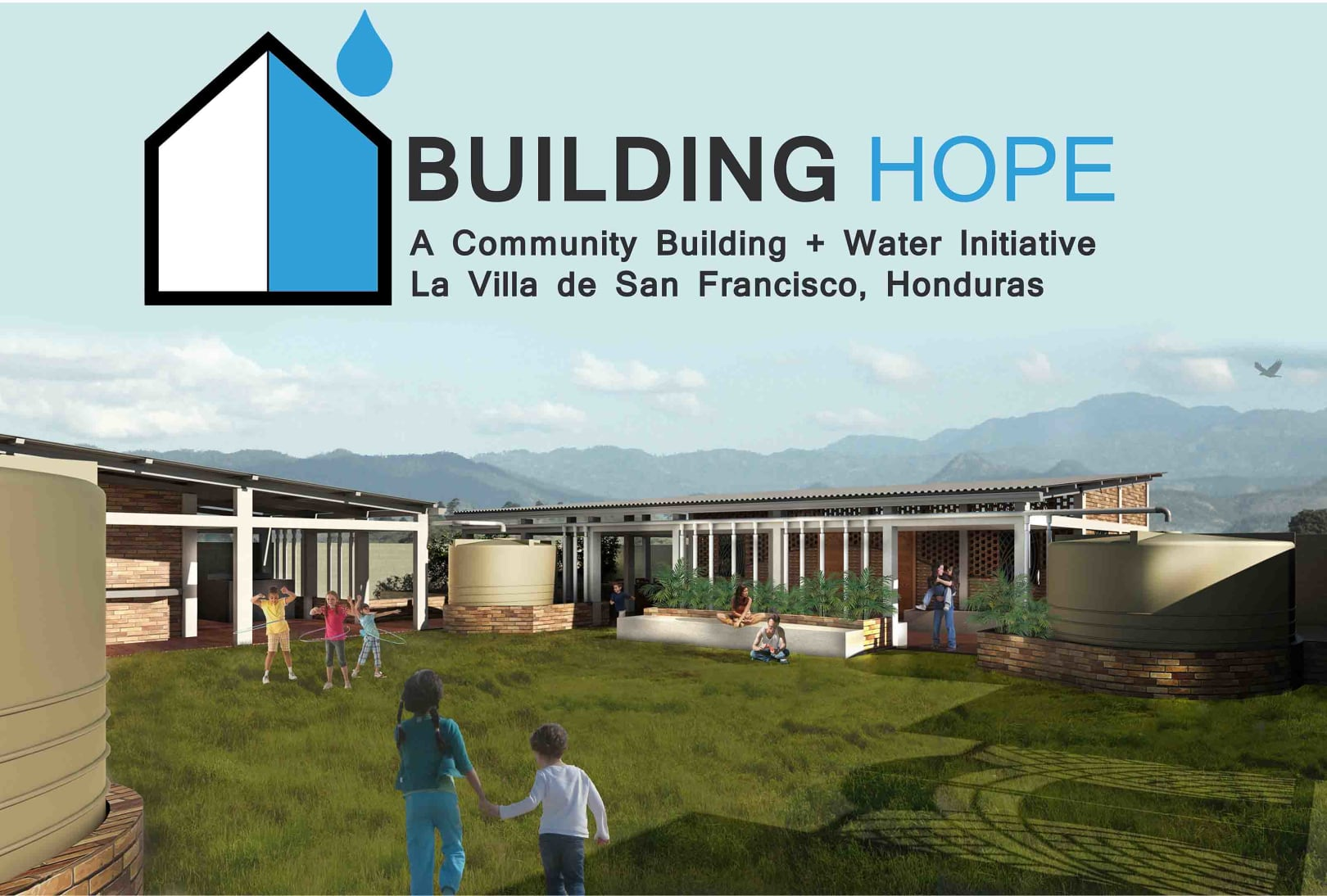 Building Hope: A Community + Water initiative