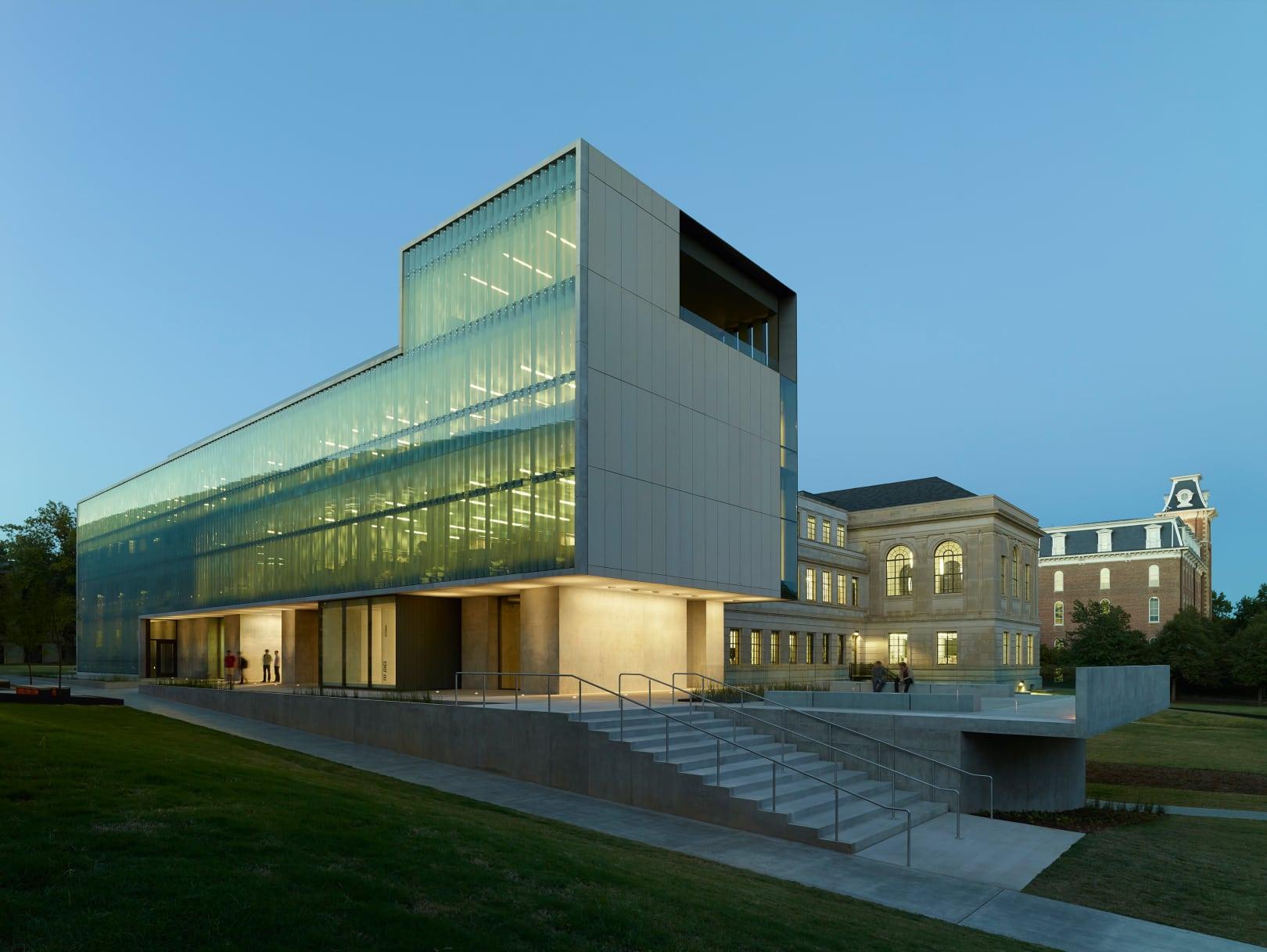 Vol Walker Hall Renovation & The Steven L. Anderson Design Center