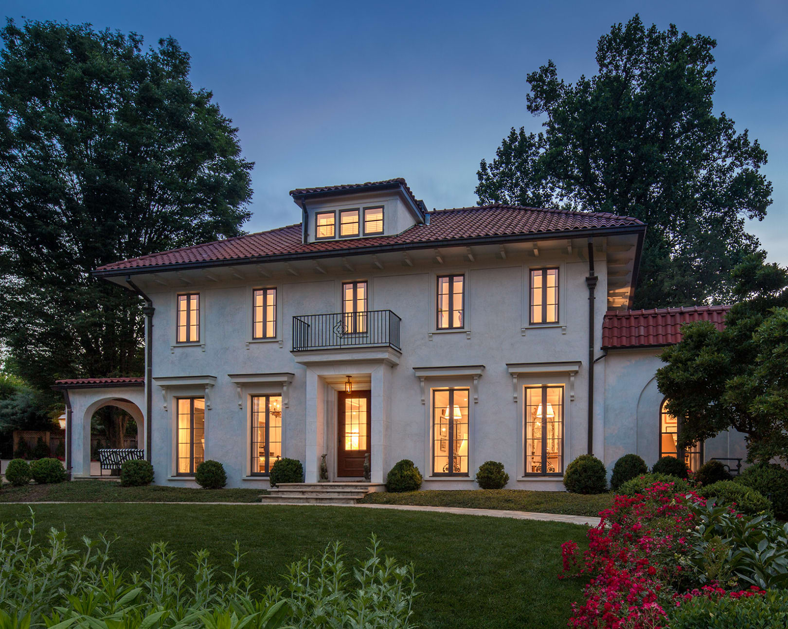 Mediterranean Revival Renovation Aia