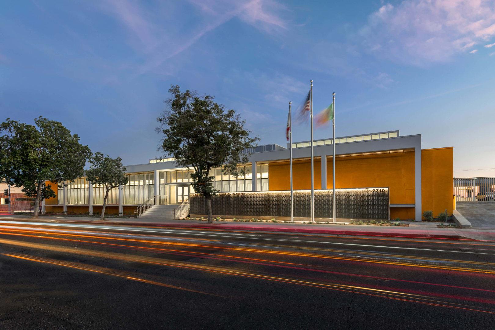 edited_Sandra Cervantes - LAPD Metro_James Steinkamp_exteriorMainStreetEntrance